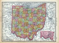 Page 079 - Ohio, World Atlas 1911c from Minnesota State and County Survey Atlas